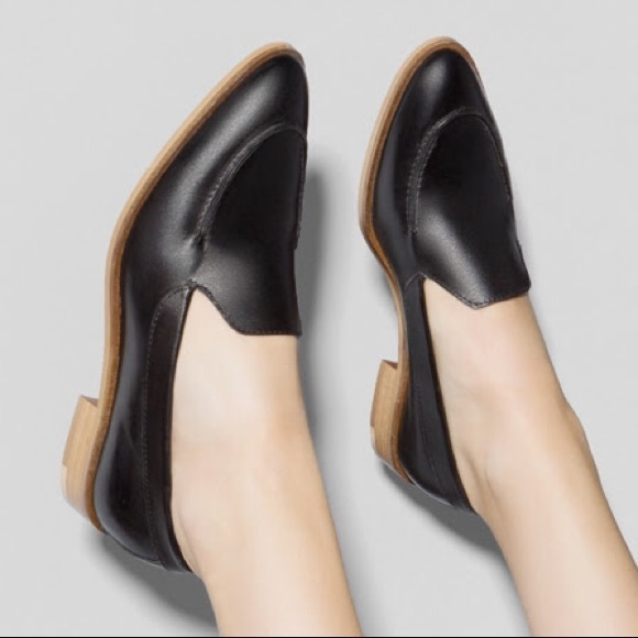 57bd2ac0c2a Everlane Shoes - Everlane The Modern Loafer Black Size 8.5
